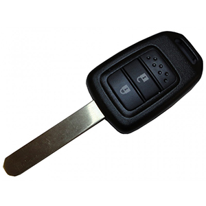 2 Button Flip Remote Key for Honda Civic (2015 + )