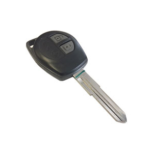 2 Button Remote Key for Nissan Pixo (2009 - 2013) (Aftermarket)