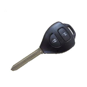 2 Button Remote Key for Toyota RAV4 / Auris (Aftermarket)