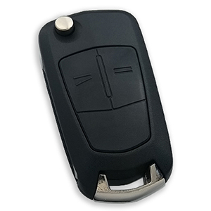 2 Button Remote Key for Vectra C / Signium (Aftermarket) - Z Series