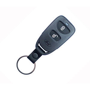 2 Button Remote for Hyundai i10 (Aftermarket)