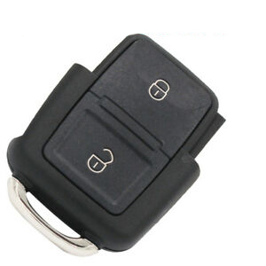 2 Button Remote for Sharan / Alhambra / Cordoba / Ibiza (7M3 959 753 - Aftermarket)