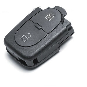 2 Button Remote for VAG (1J0 959 753 A - Aftermarket)