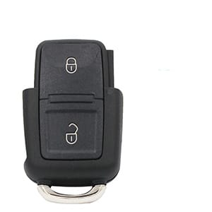 2 Button Remote for VAG (1J0 959 753 CT - Aftermarket)