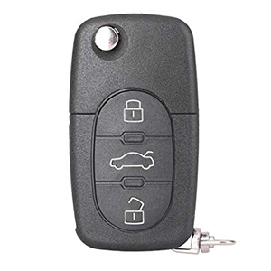 3 Button Remote Key for Audi A8