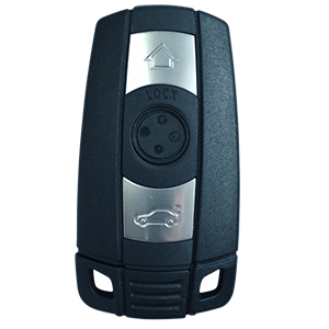 3 Button Remote Key for BMW CAS3 (Aftermarket)