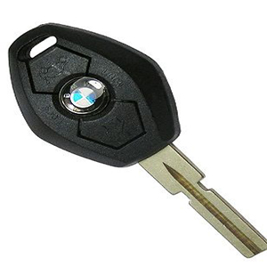 3 Button Remote Key for BMW EWS (Aftermarket)