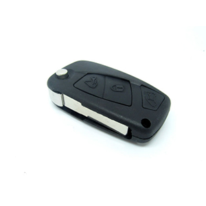 3 Button Remote Key for Fiat Ducato / Citroen Relay / Peugeot Boxer (2006 - 2009) (Aftermarket)