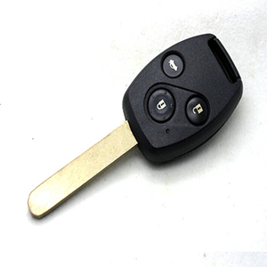 3 Button Remote Key for Honda (Aftermarket) - ID48