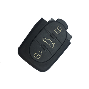 3 Button Remote for Audi A6 / RS6 / TT (4D0 837 231 K - Aftermarket)