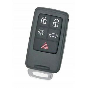 5 Button Dash Remote for Volvo - V40, S60, V60, VX60, V70, XC70, S80