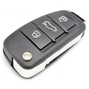 Audi A1 / S1 / Q3 Remote Key (8X0 837 220 D)