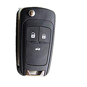 Chevrolet Smart Remote Key (3 Button)