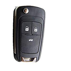Chevrolet Smart Remote Key (3 Button)