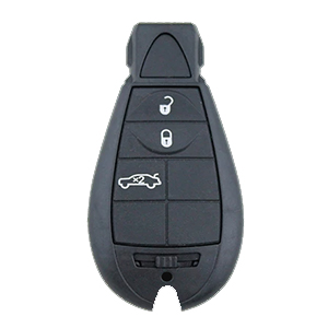 Chrysler 300C 3 Button Fobik Remote (Aftermarket)