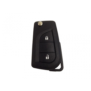 Citroen C1 (B4) Flip Remote Key (1612489580) 2015 +