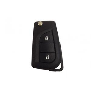 Citroen C1 (B4) Flip Remote Key (1612489580) 2015 +
