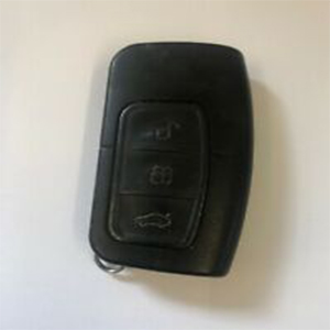 Ford 3 Button Smart Remote (1698112) 3M5T 15K601 DC
