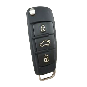 Genuine Audi A3 / S3 / TT Remote Key (8P0 837 220 D)