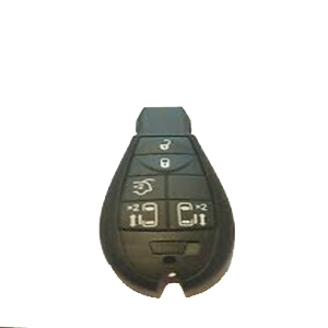 Genuine Chrysler Grand Voyager 5 Button Fobik Remote - 56046710AE