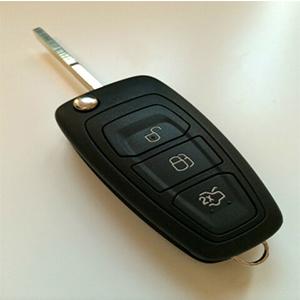 Genuine Ford 3 Button Remote Key - Focus / Mondeo / C-Max – 2036872