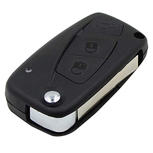 Genuine Iveco Daily Remote Key - 2 Button (06 - 11) - 2996072