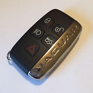 Genuine Jaguar F-Type Smart Remote Key (T2R19163)