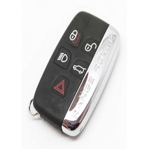 Genuine Land Rover Smart Remote Key (Without Passive Entry) LR116871
