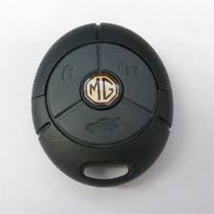 Genuine MG / Rover 3 Button Remote (Pektron) - YWX000360A