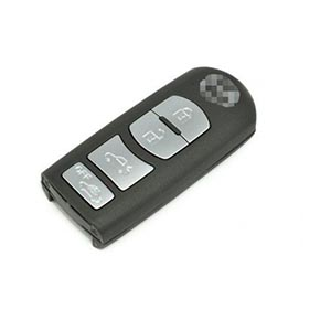 Genuine Mazda Smart Remote for Mazda 6 Wagon, CX-3 & CX-5 - KDY7-67-5DY