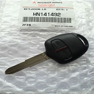 Genuine Mitsubishi L200 Remote Key (06 - 15) MN141492