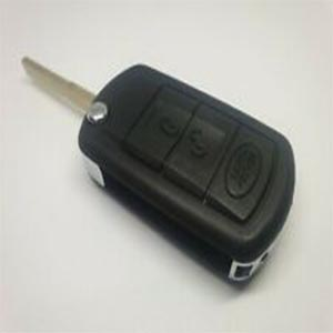 Genuine Range Rover 3 Button Flip Remote Key (2006 - 2010) - YWX500160