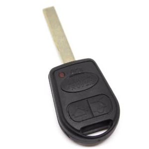 Genuine Range Rover Remote Key (2002 - 2005) - YDM000010