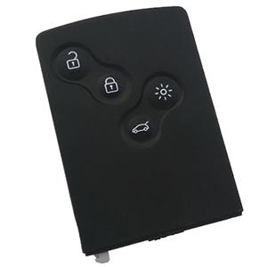 Genuine Renault Clio IV / Symbol Key Card - Non Keyless Models (285974100R)