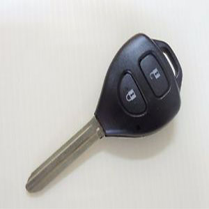 Genuine Toyota Remote Key - HiLux / IQ / Urban Cruiser (89070-52752 / 89070-0K330)