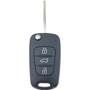 Hyundai i20 Remote Key (2008 - 2012) 95430-1J050