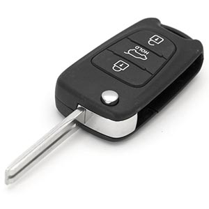 Kia Sportage Flip Remote Key (2010 - 2014) 95430-3U001