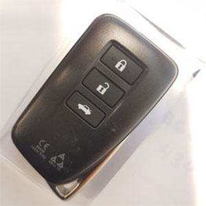 Lexus ES / GS Smart Remote (2012 - 2015) 3 Button (89904-30B60)