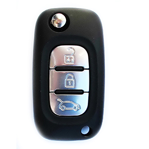 OEM Remote Key for Renault Twingo III - 805670077R