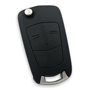 Opel Corsa C / Combo / Tigra / Meriva Flip Remote Key (13213588)