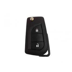 Peugeot 108 Flip Remote Key (1612489380)