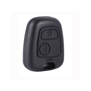 Peugeot 206 Remote Fob - No Fog Lights (2002 - 2005) (6554YL)