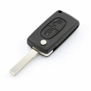 Peugeot 207 / 307 Remote Key (Aftermarket) (6490EE)