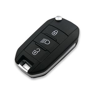 Peugeot 208 / 2008 3 Button Remote Key (1608504480)