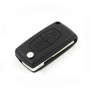 Peugeot 308 2 Button Remote Key (2008 - 2010) (6490R8)