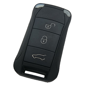 Porsche Cayenne 3 Button Remote Key (Aftermarket)