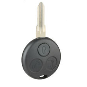 Remote Key for Smart ForTwo (1998 - 2006)