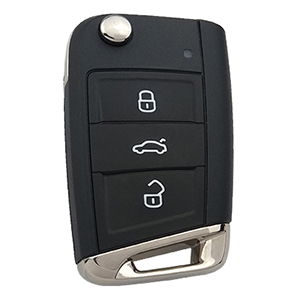 Skoda Octaiva Remote Key (2012 - 2017) 5E0 959 752 D - Without KESSY