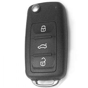 Skoda UDS Remote Key (3T0 837 202 H) (2011 - 2013)