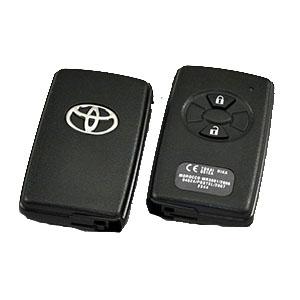 Toyota Auris / RAV4 Smart Remote - RIKA B51EA (89904-52072)
